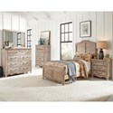 Progressive Furniture Chatsworth Twin Bedroom Group - Item Number: B643 T Bedroom Group 1