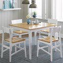Progressive Furniture Christy Dining Table - Item Number: D878-10