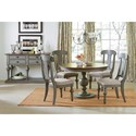 Progressive Furniture Colonnades  Casual Dining Room Group - Item Number: D880 Dining Room Group 2