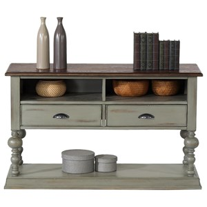 Progressive Furniture Colonnades Sofa/Console Table