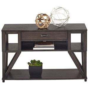 Progressive Furniture Consort Sofa/Console Table