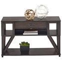 Progressive Furniture Consort Sofa/Console Table - Item Number: T425-05