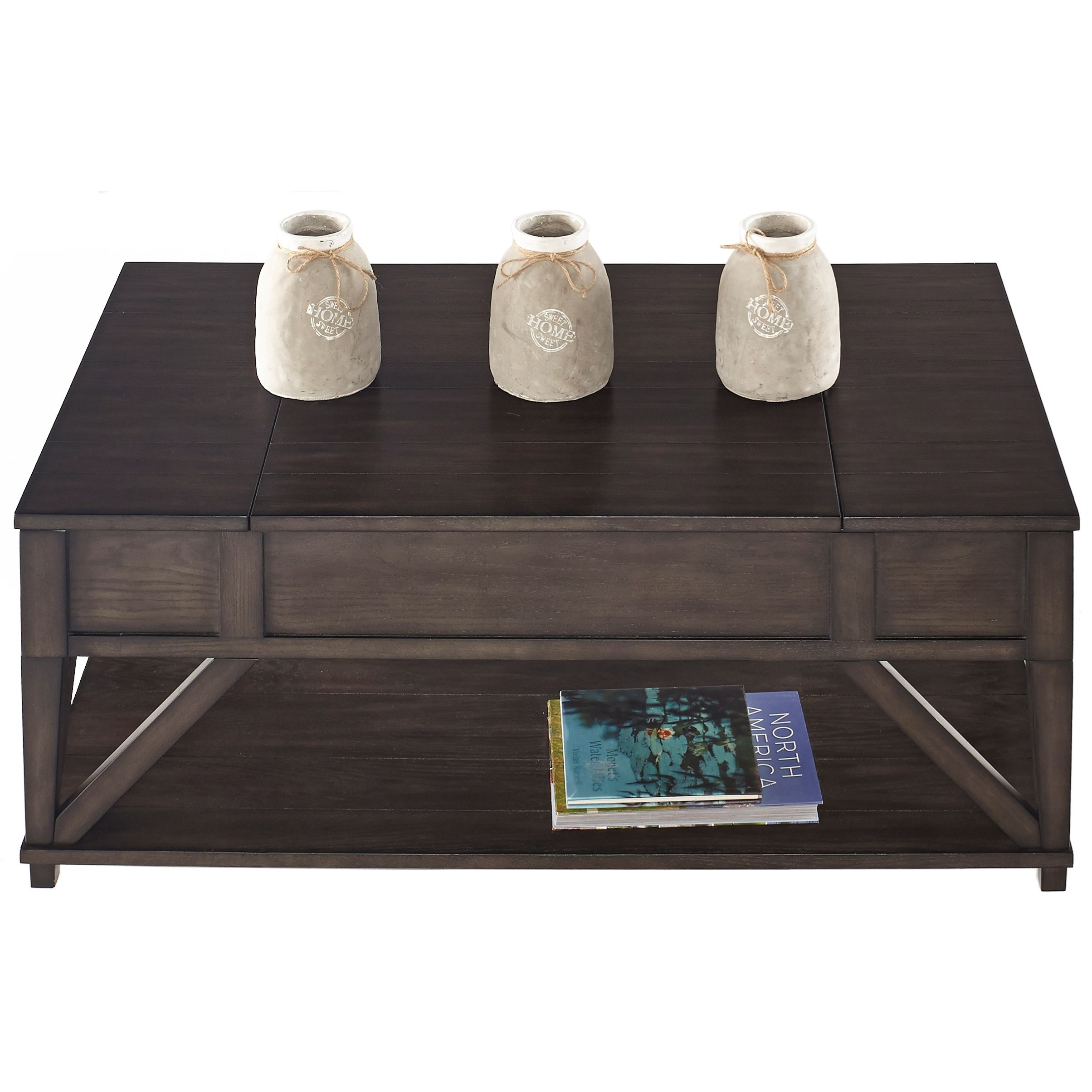 Progressive Furniture Consort Lift-Top Cocktail Table - Item Number: T425-14
