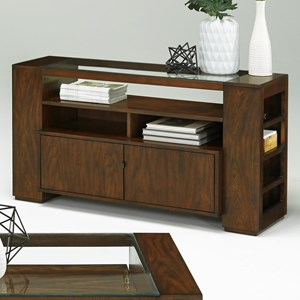 Progressive Furniture Contempo Sofa/Console Table