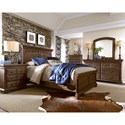 Progressive Furniture Copenhagen Queen Bedroom Group - Item Number: B621 Q Bedroom Group 1