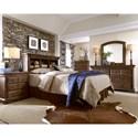 Progressive Furniture Copenhagen Queen Bedroom Group - Item Number: B621 Q Bedroom Group 5