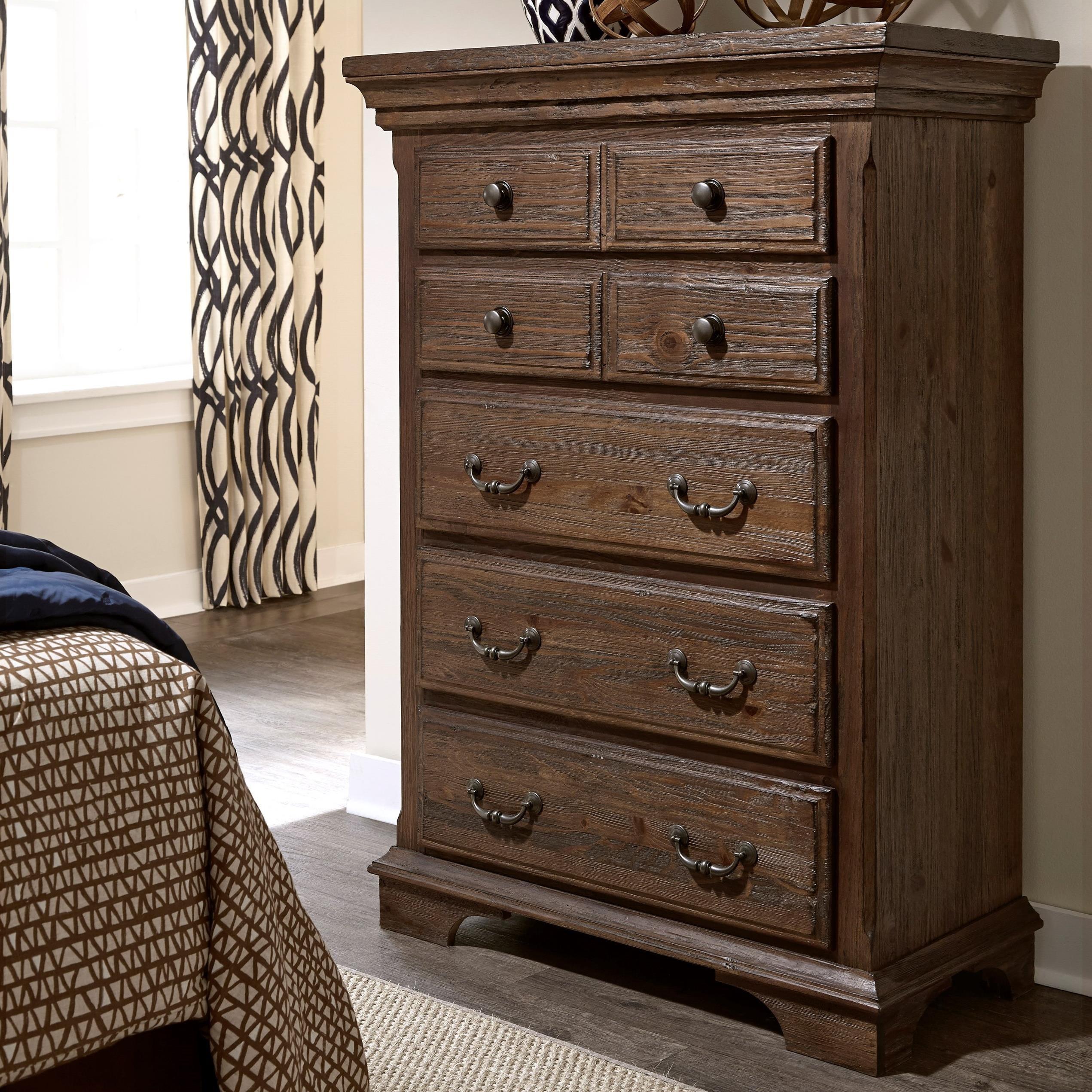 Progressive Furniture Copenhagen Chest - Item Number: B621-14
