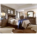 Progressive Furniture Copenhagen Solid Wood Pine Arched Mirror