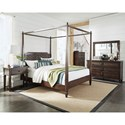 Progressive Furniture Coronado California King Bedroom Group - Item Number: B130 CK Bedroom Group 5