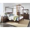 Progressive Furniture Coronado Queen Bedroom Group - Item Number: B130 Q Bedroom Group 6