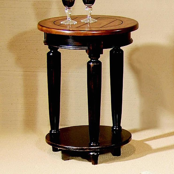 Progressive Furniture Country Vista Round End Table - Item Number: 44542-02
