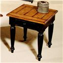 Woodland Country Vista End Table - Item Number: 44542-04
