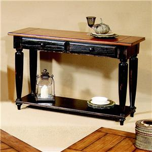 Woodland Country Vista Sofa Table