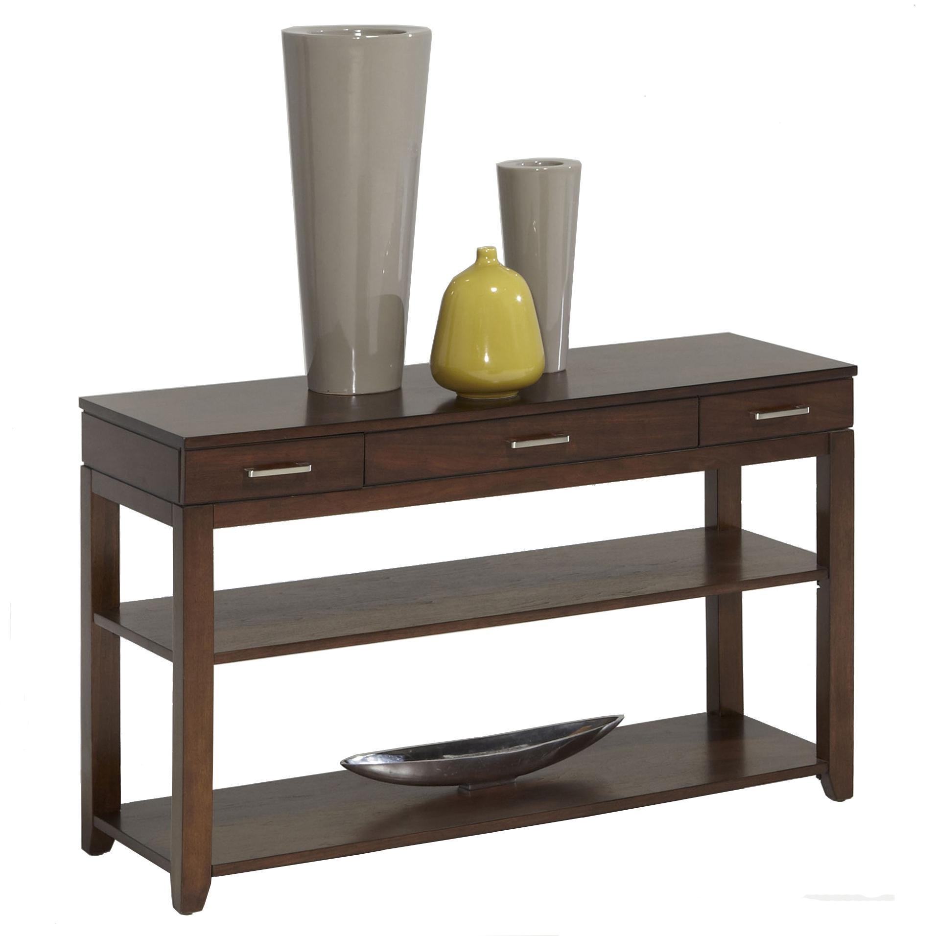 Progressive Furniture Daytona Sofa/Console Table - Item Number: P531-05
