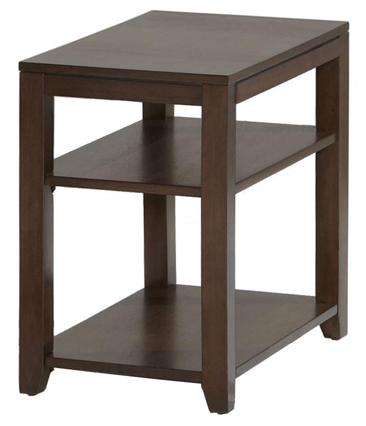 Progressive Furniture Daytona Chairside Table - Item Number: P531-29