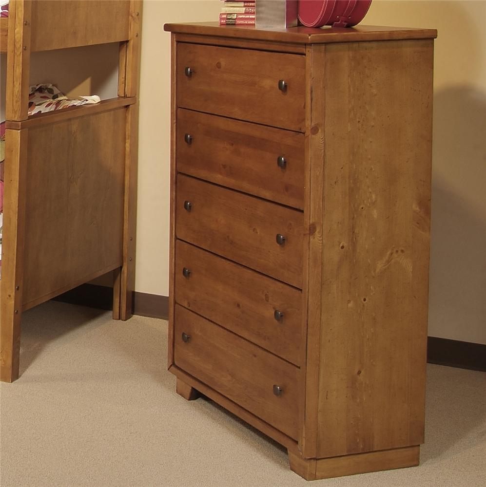 Progressive Furniture Diego Chest of Drawers - Item Number: 61652-14