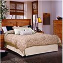 Progressive Furniture Diego Full/Queen Panel Headboard - Item Number: 61652-34