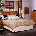 Progressive Furniture Diego King Panel Headboard - Item Number: 61652-94