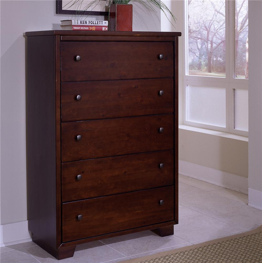 Progressive Furniture Diego Chest of Drawers - Item Number: 61662-14