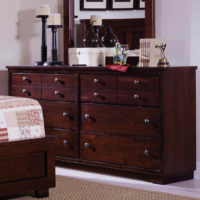 Progressive Furniture Diego Dresser - Item Number: 61662-23