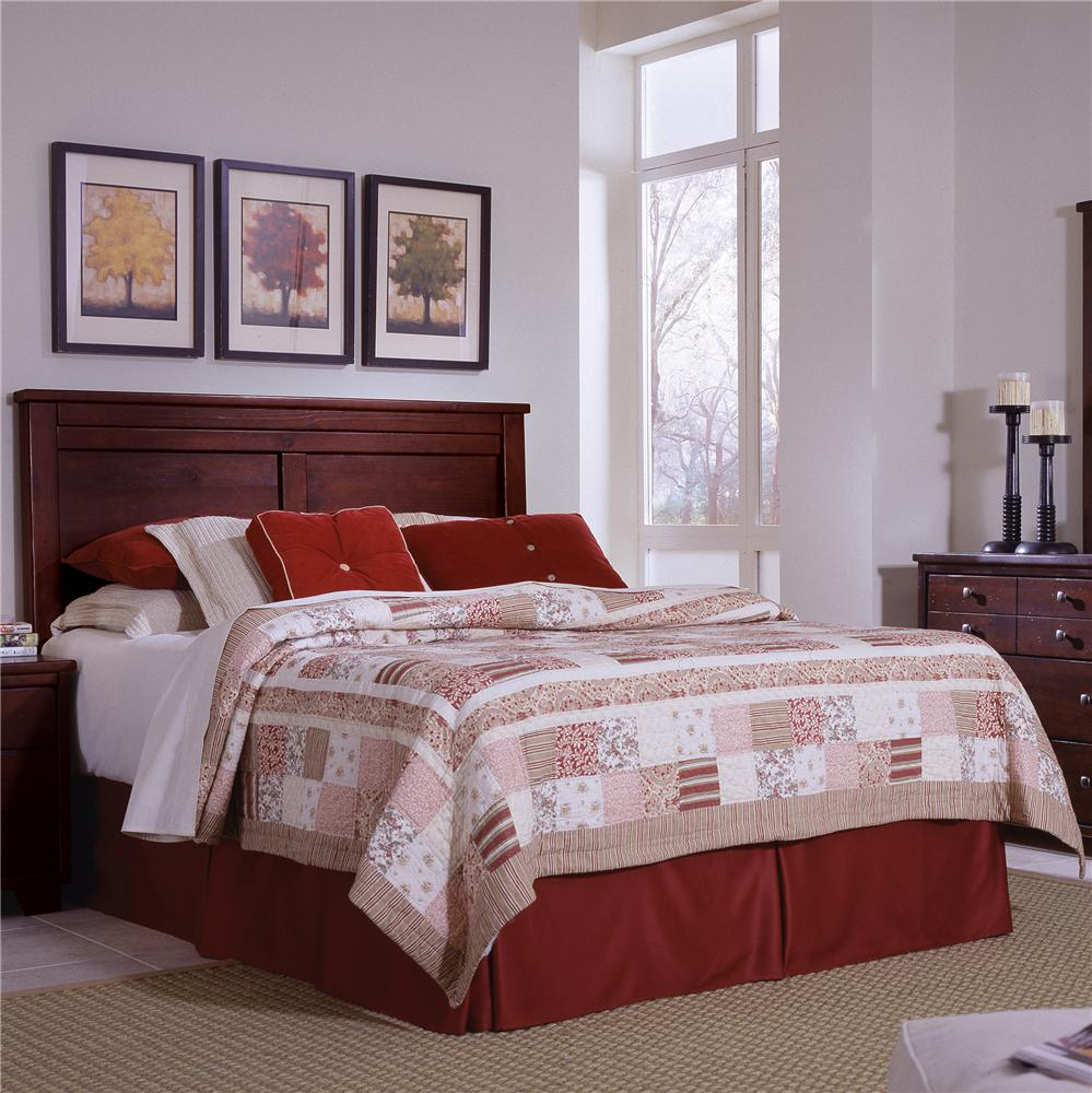 Progressive Furniture Diego Full/Queen Panel Headboard - Item Number: 61662-34