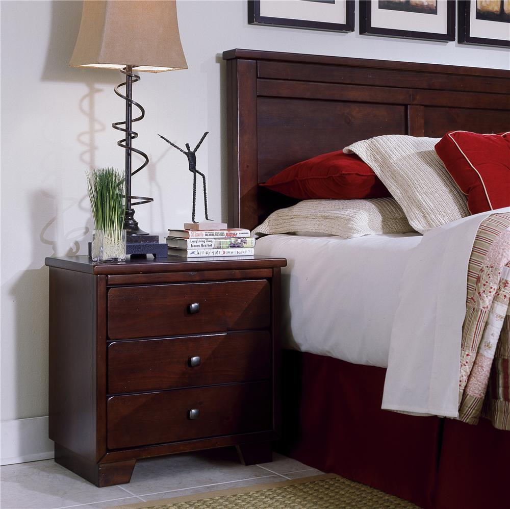 Progressive Furniture Diego Nightstand - Item Number: 61662-43
