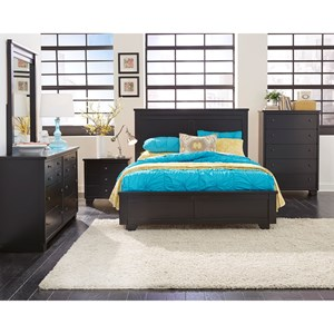 Progressive Furniture Diego Queen Bedroom Group