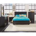 Progressive Furniture Diego Queen Bedroom Group - Item Number: P619 Q Bedroom Group 2