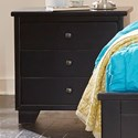 Progressive Furniture Diego Nightstand - Item Number: P619-43