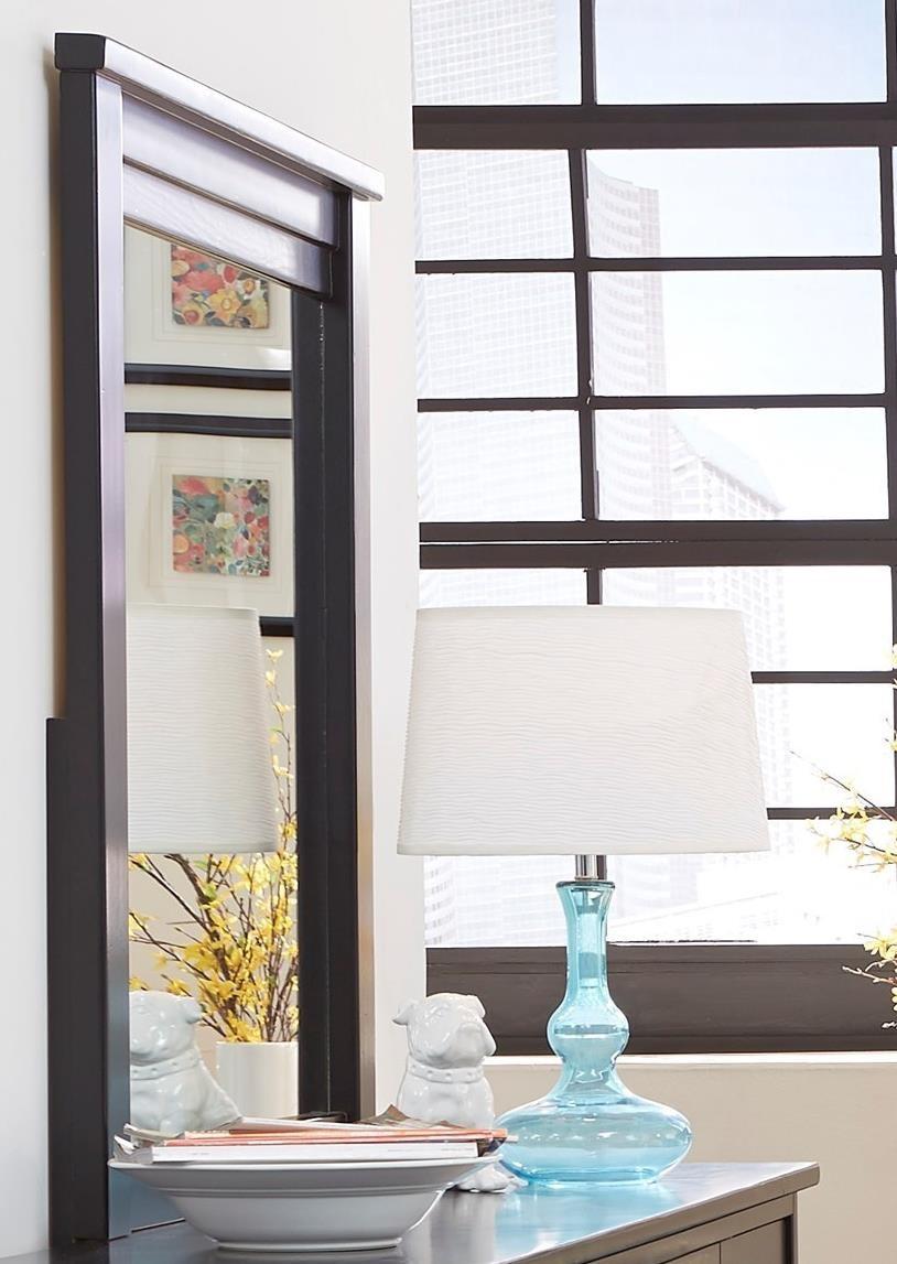Progressive Furniture Diego Mirror - Item Number: P619-50