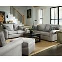 Progressive Furniture Emery Stationary Living Room Group - Item Number: U2012 Living Room Group