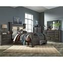 Progressive Furniture Fordham Queen Bedroom Group - Item Number: B648 Q Bedroom Group