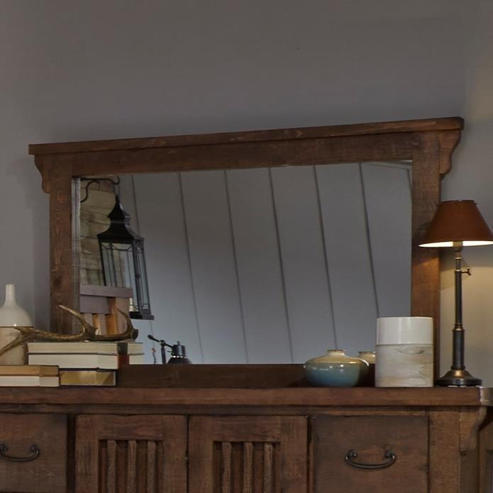 Progressive Furniture Forrester Mirror - Item Number: B631-50