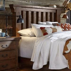 Progressive Furniture Forrester King Slat Headboard