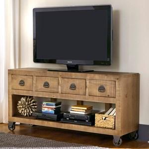 Progressive Furniture Foundry 64 Inch Console