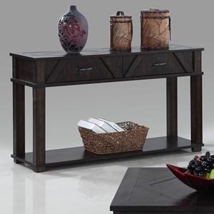 Progressive Furniture Foxcroft Sofa/Console Table
