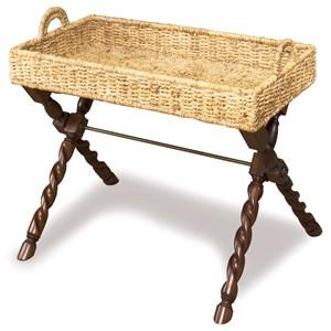 Progressive Furniture Gabby Tray Chairside Table