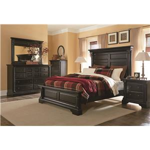 Progressive Furniture Gramercy Park King Bedroom Group
