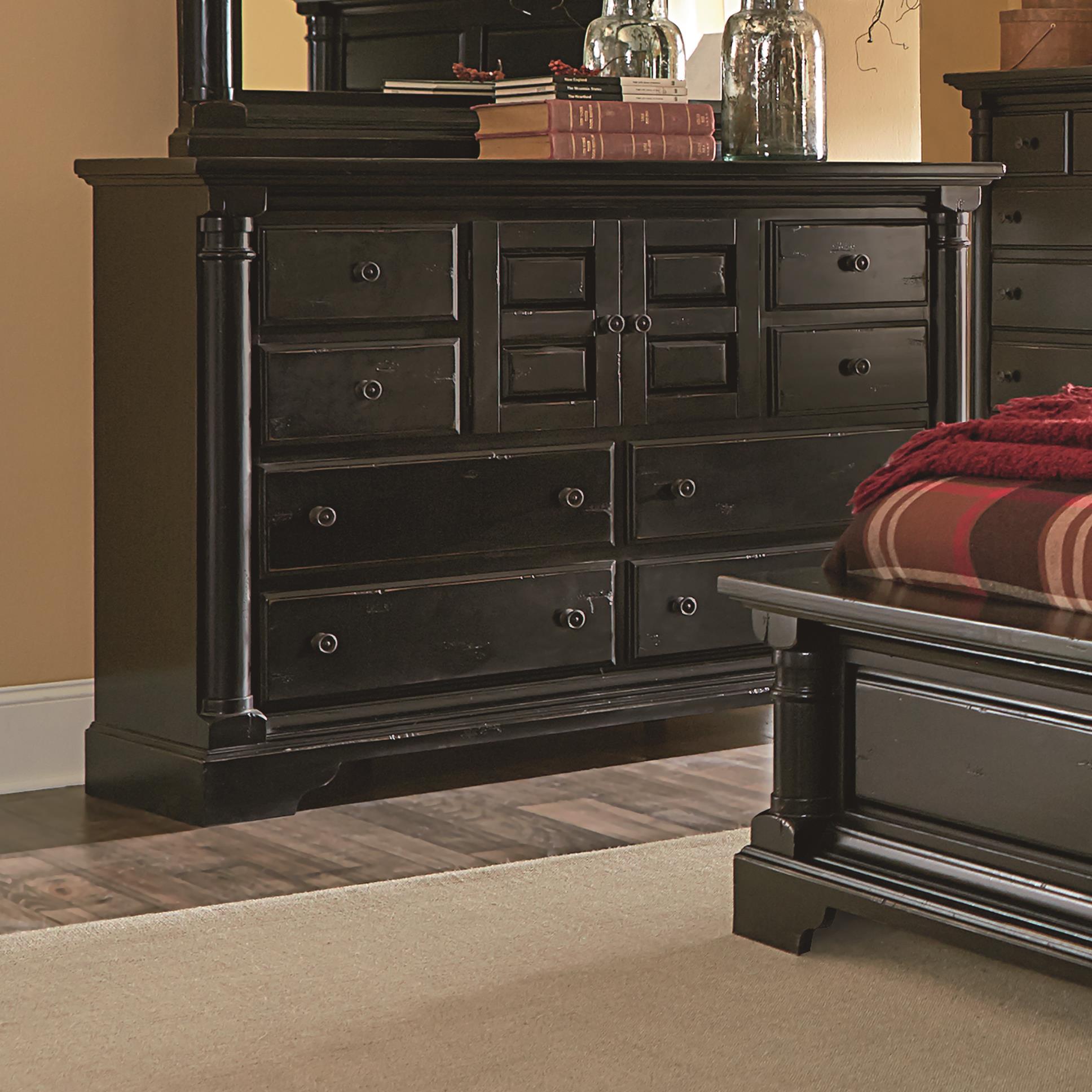 Progressive Furniture Gramercy Park Dresser - Item Number: P659-24