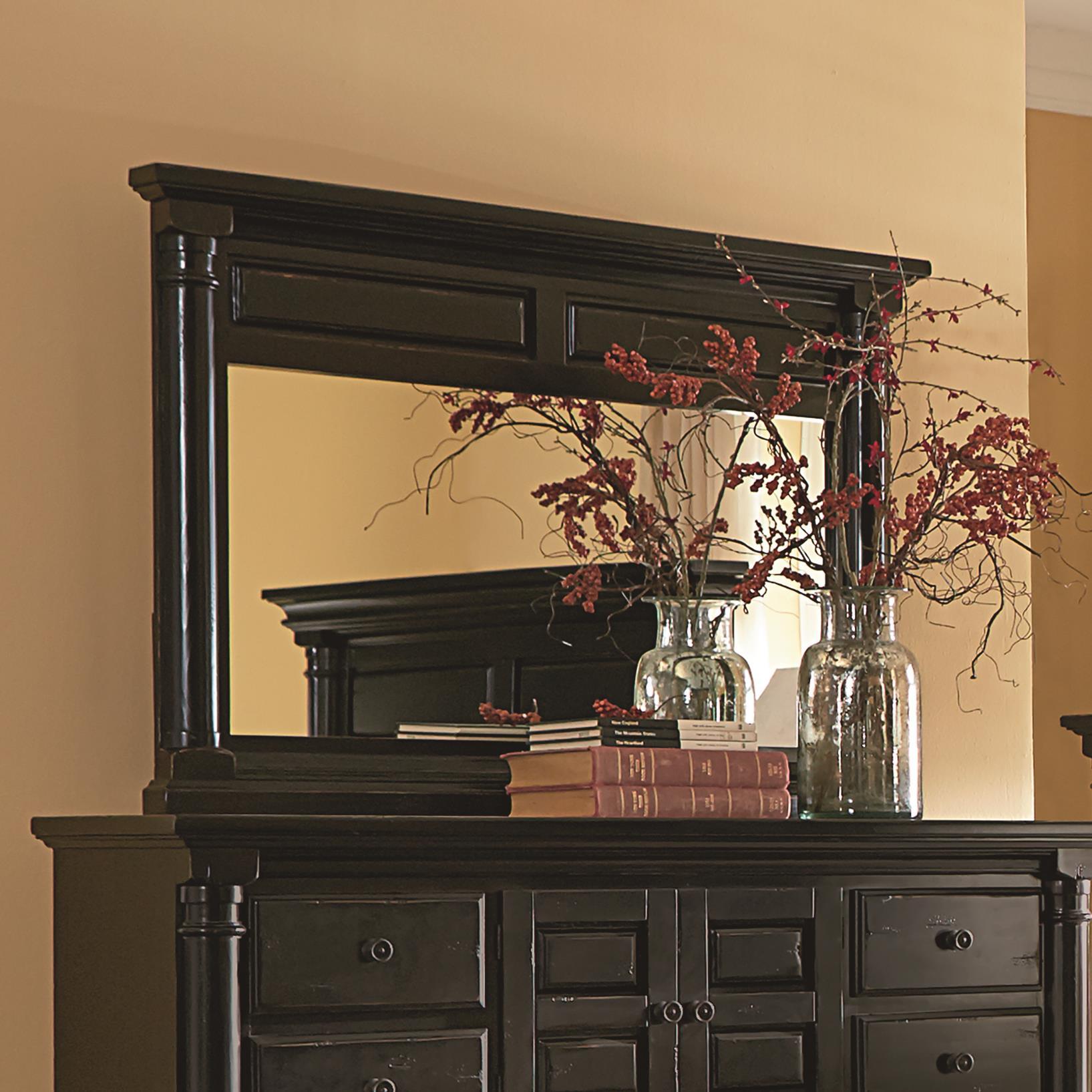 Progressive Furniture Gramercy Park Mirror - Item Number: P659-50