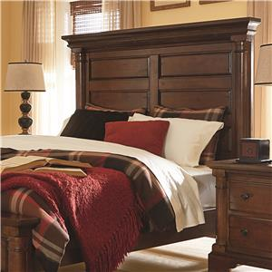 Progressive Furniture Gramercy Park Queen Panel Headboard