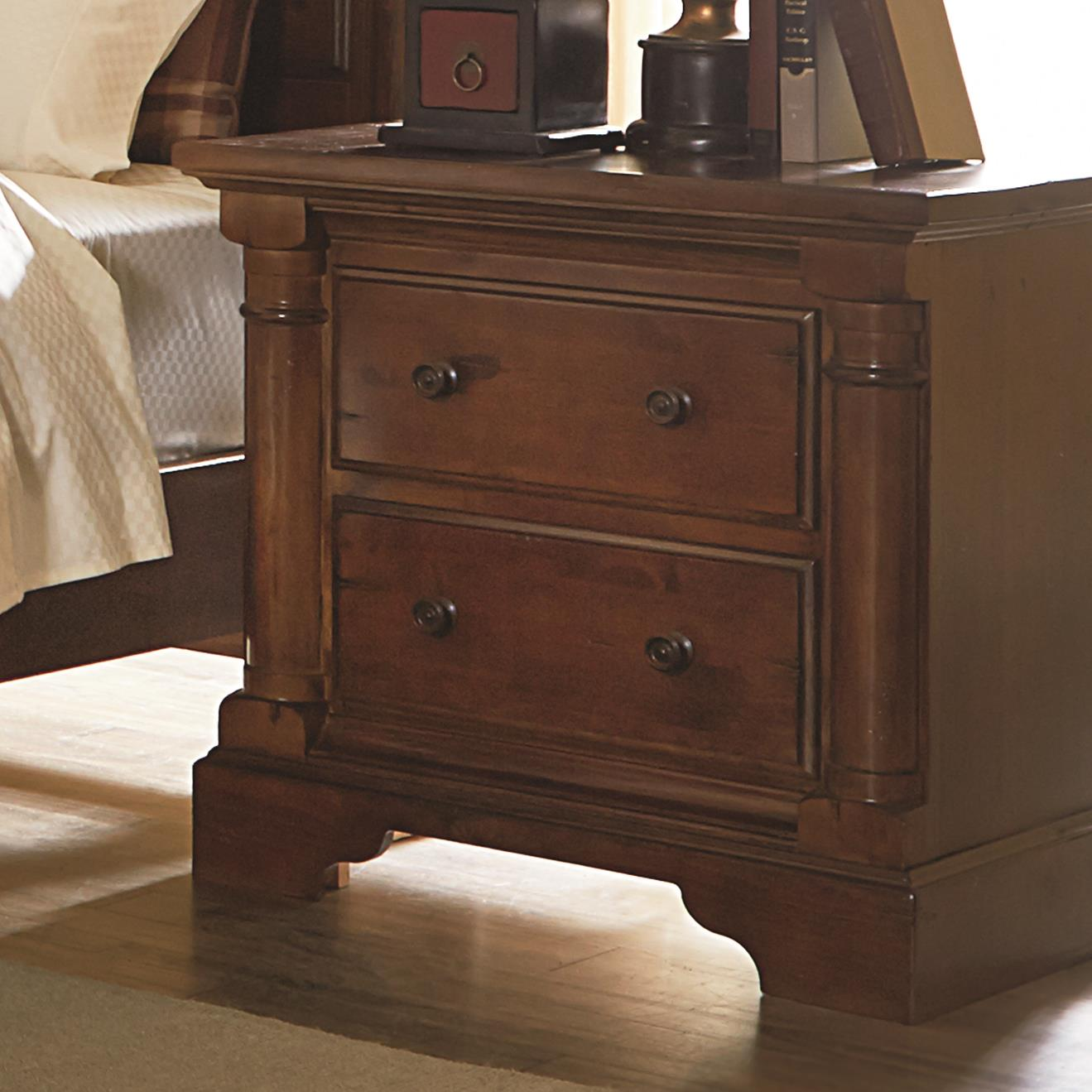 Progressive Furniture Gramercy Park Night Stand - Item Number: P660-43