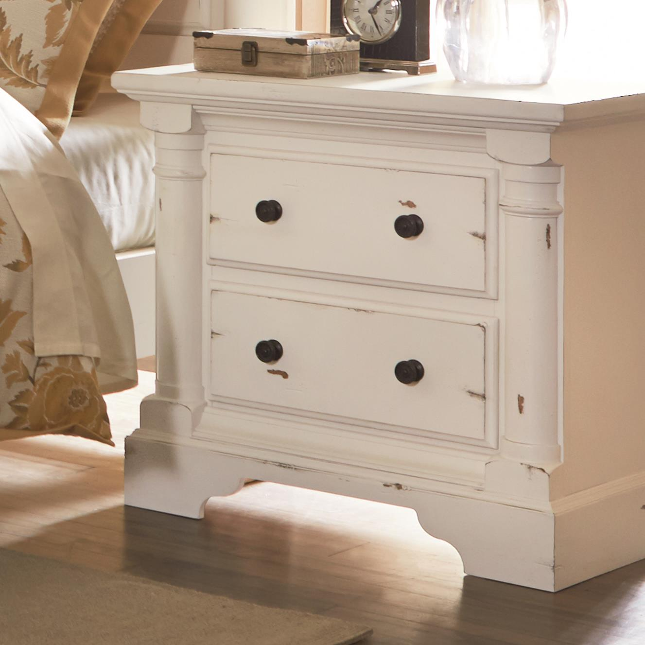 Progressive Furniture Gramercy Park Night Stand - Item Number: P661-43