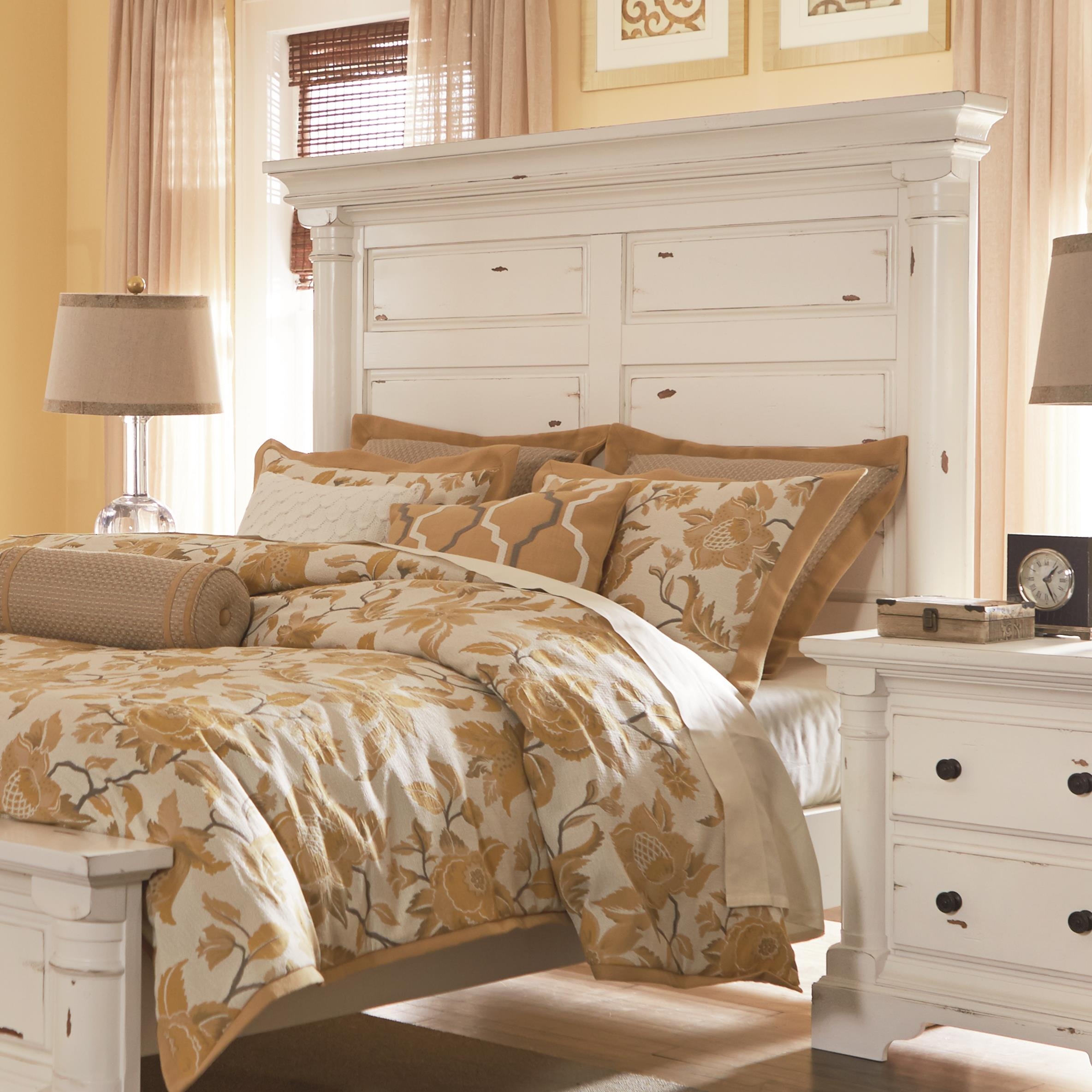 Progressive Furniture Gramercy Park King Panel Headboard - Item Number: P661-94