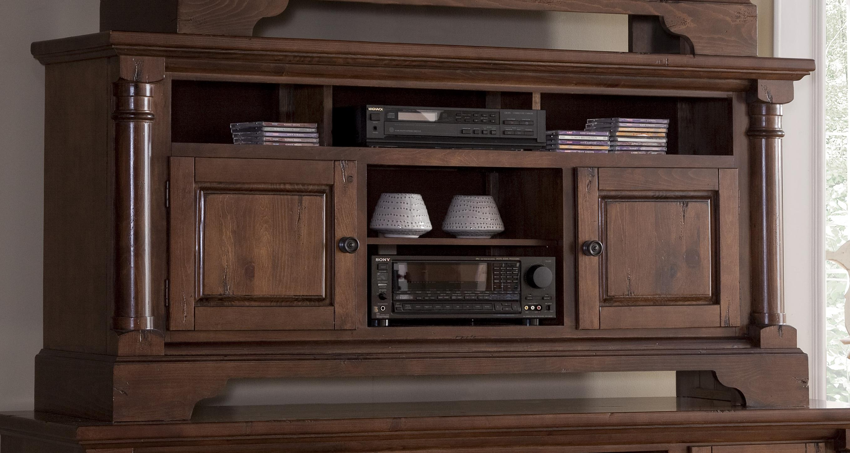 Progressive Furniture Gramercy Park 64 Inch Console - Item Number: P660E-64