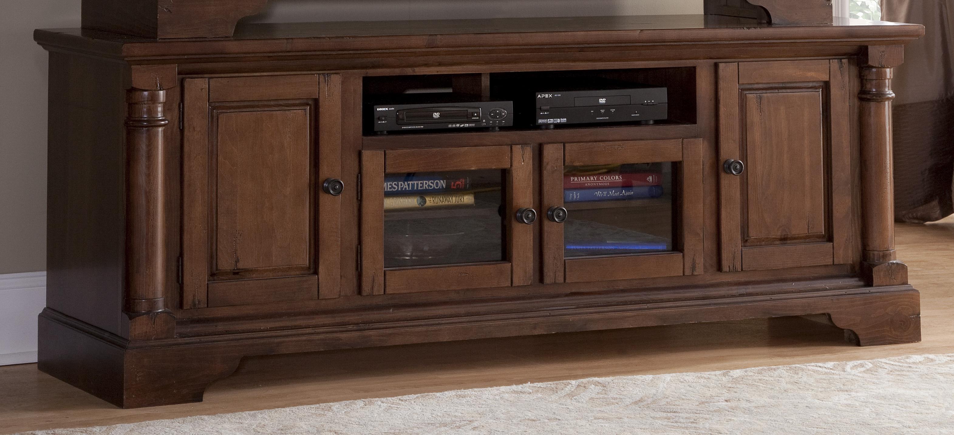Progressive Furniture Gramercy Park 74 Inch Console - Item Number: P660E-74