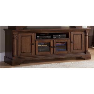 Progressive Furniture Gramercy Park 74 Inch Console