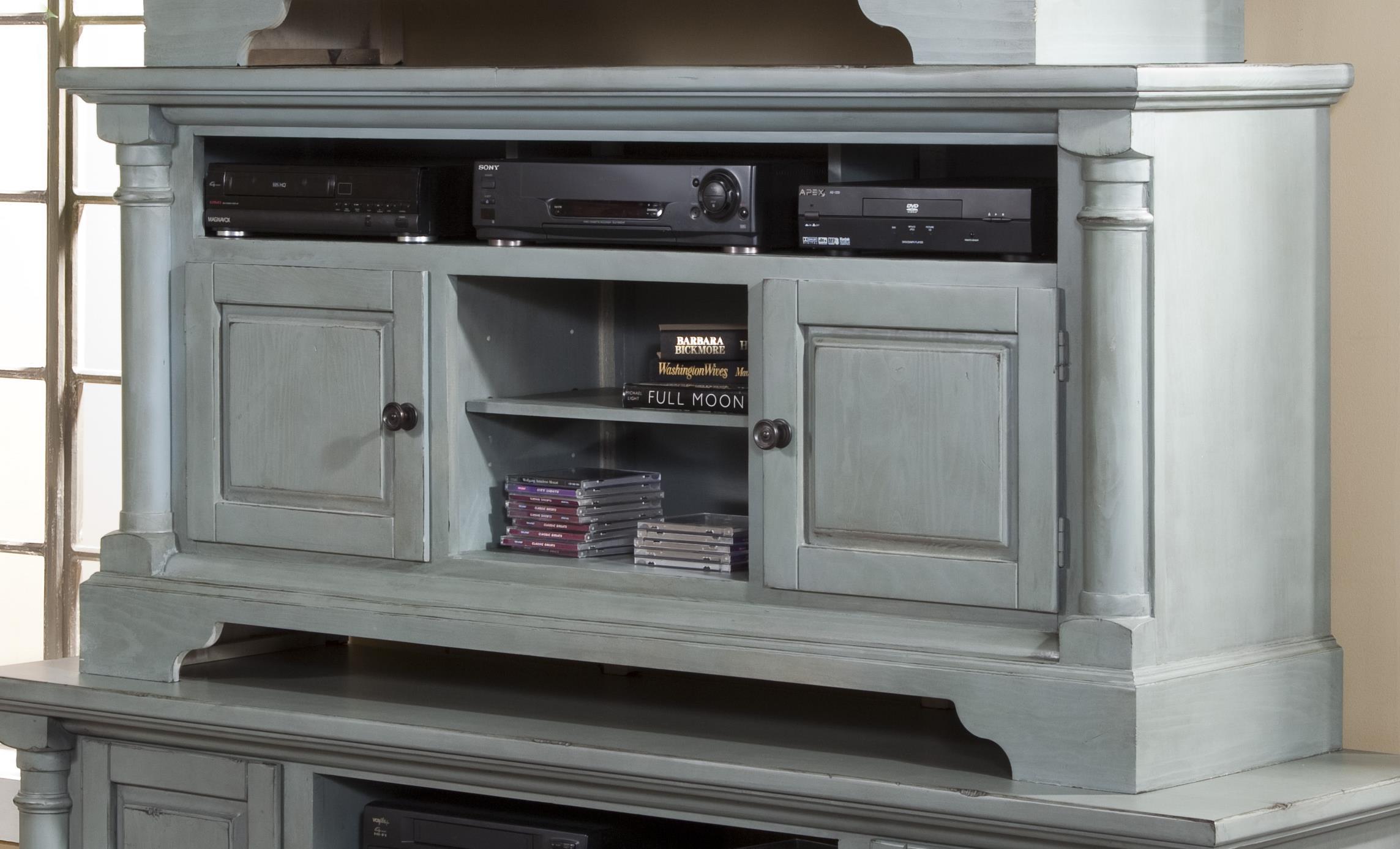 Progressive Furniture Gramercy Park 64 Inch Console - Item Number: P678E-64