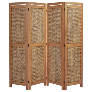 Indie Contemporary Room Divider by Progressive Furniture