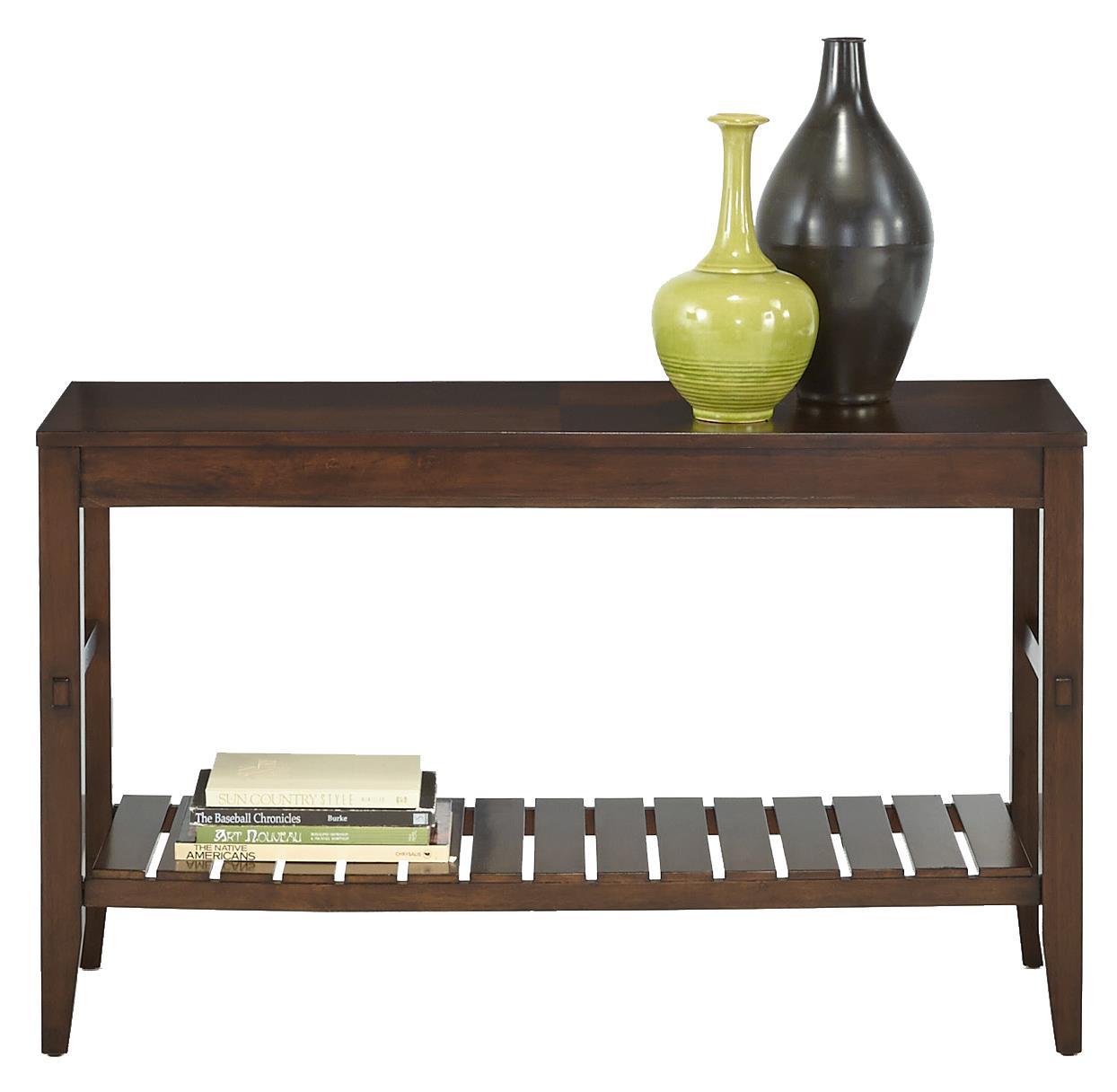 Progressive Furniture Jupiter Key Sofa/Console Table - Item Number: P390-05
